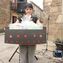 Collsuspina, guanyadora de la rifa 2014