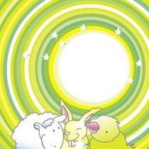 Entwurf Illustration für Bodeta Hoppei