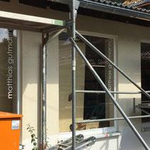 Beschriftungen Fenster und Praxisräume  >> Labeling windows, studios and practice rooms