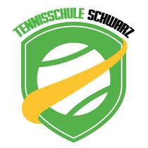 Tennisschule-Schwarz geht unter diesem Namen und neuem Logo im April 2013 an die Öffentlichkeit. Mit frischem Auftritt, sollte eine neue Identifikation und Motivation für alle Angehörigen erreicht werden.