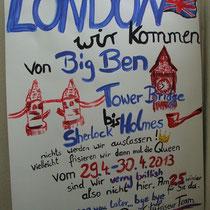 London wir kommen