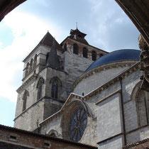 Cathédrale Saint Etienne à Cahors