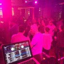 DJ blauer Salon Leipzig