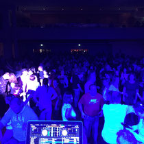 DJ für die Aftershowparty Neujahrssingen 2015 Leipzig 2