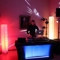 DJ Hochzeit Leipzig Nicolai