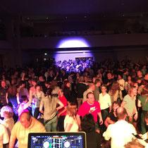 DJ für die Aftershowparty Neujahrssingen 2015 in Leipzig, 3