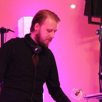 DJ auf einer Hochzeit mit Marcus Niestolik