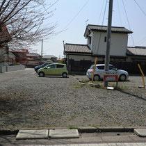月極貸し駐車場 桐生市相生町3-341-5 5