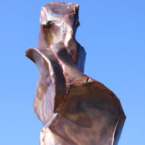Sonnenanbeterin 2010, 380cm