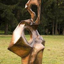 Figur, 2009, 160cm