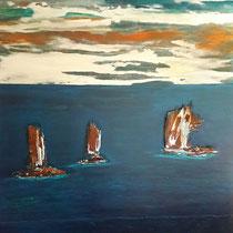 adventure journey (80 x 100 cm)