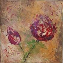 Rose (20 x 20 cm)