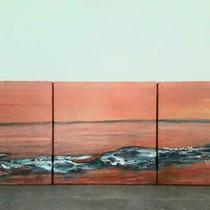 Triptychon (30 x 30 cm)