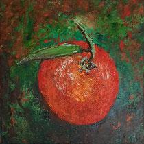Mandarine (20 x 20 cm)
