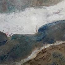 Marslandschaft (100 x 80 cm)