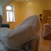 Уборка после ремонта. Израиль.