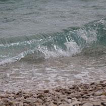 Das Wasser mit der besten Qualität in Europa finden Sie hier an der Adria