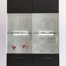 Lounge display cabinet