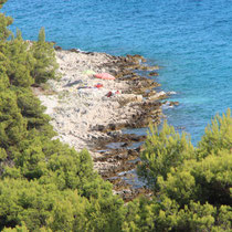 Crystal clear water, best water quality in Europe