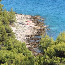 Glasklares Wasser, ausgezeichnet mit der besten Wasserqualität in Europa