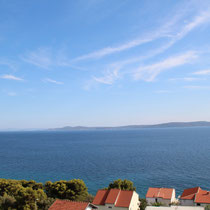View onto Island Solta