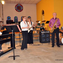 L'atelier Jazz de l'Ecole de musique de Longvic