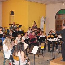 L'Harmonie de Longvic donnait son concert de printemps le vendredi 7 juin 2013 à la Chapelle Sainte-Claire à Longvic.