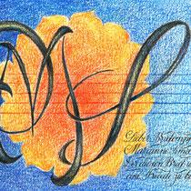 Briefmarkenvorlage