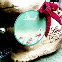 für Linth Schokolade unterwegs