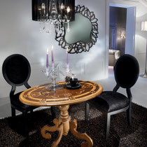 イタリア家具テーブル