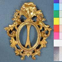 Endzustand Miniaturenrahmen, Privatbesitz; Photo: G. Hoensbroech, Restaurierungsatelier Conservatio Artis, Köln