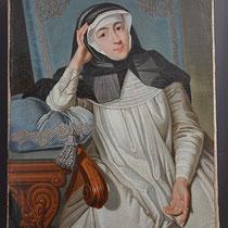 Endzustand, Leinwandgemälde, Privatbesitz; Photo: G. Hoensbroech, Restaurierungsatelier Conservatio Artis, Köln