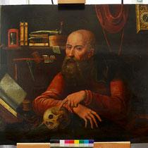 Endzustand Holztafelgemälde; Privatbesitz; Photo: G. Hoensbroech, Restaurierungsatelier Conservatio Artis, Köln