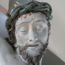 Endzustand Holzskulptur; Malteser Kommende Ehreshoven; Photo: G. Hoensbroech, Restaurierungsatelier Conservatio Artis, Engelskirchen