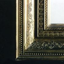 Zierrahmen, Privatbesitz; Photo: G. Hoensbroech, Staatliche Akademie der Bildenden Künste Stuttgart