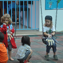Halloween Party im Kindergarten