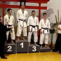 RICCARDO LONER - 4° CLASS. KATA IND. CAT. SENIORES - FASCIA A ( DA 3° DAN IN POI)