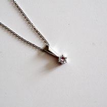 Halskette mit Schlüsselanhänger