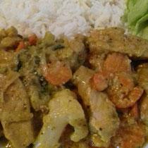 Aux Saveurs Mixtes - Cuisine africaine et d'ici
