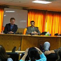 Workshop in Syria