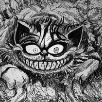 """""""I didn't know that Cheshire-Cats always grinned; in fact, I didn't know that cats could grin,"""" said Alice."""