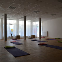 Neues Yoga-Studio