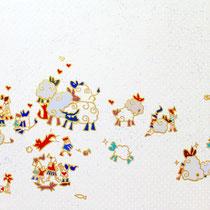 羊たちと群像図 S3