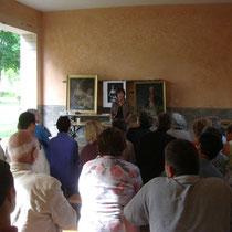 Conférence d'Annie de Metz et de Constance Guillaumin