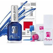 klassische Nagellacke, UV-Gel-Lacke, Nagellacke mit vielen Effekten, Kinderlacke sowie alles rund um die Nagelpflege!