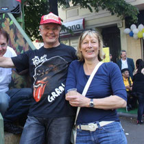 Vierter Sieg beim Karneval der Kulturen 2013