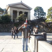 大原美術館前