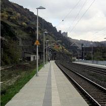 Bahnhof in St.Goarshausen