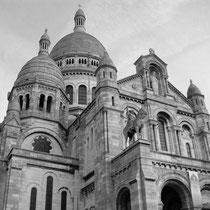 Sacré-Cœur in Paris