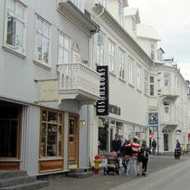 Laugavegur - Größte Einkaufsstraße Reykjavíks